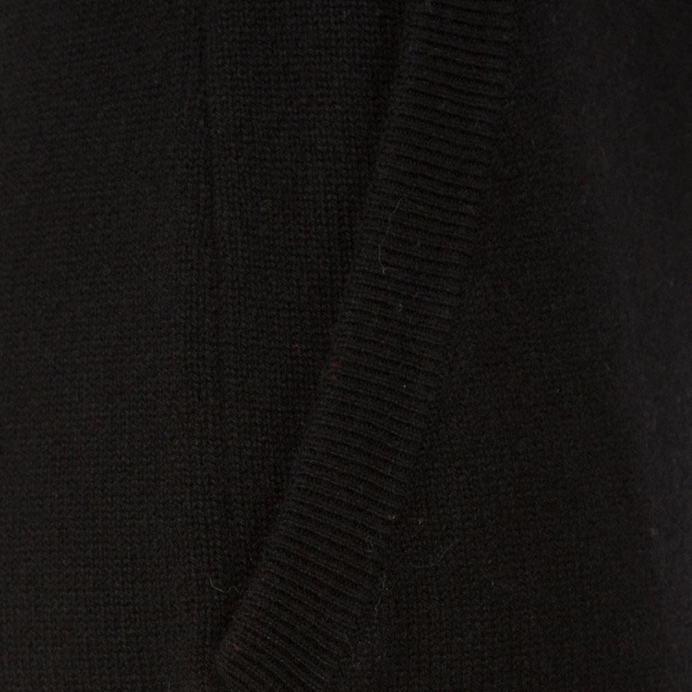Черные спортивные брюки MRZ укороченные