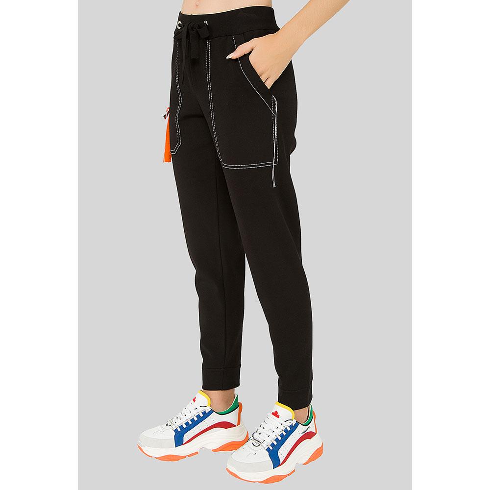 Спортивные брюки MRZ с белой строчкой