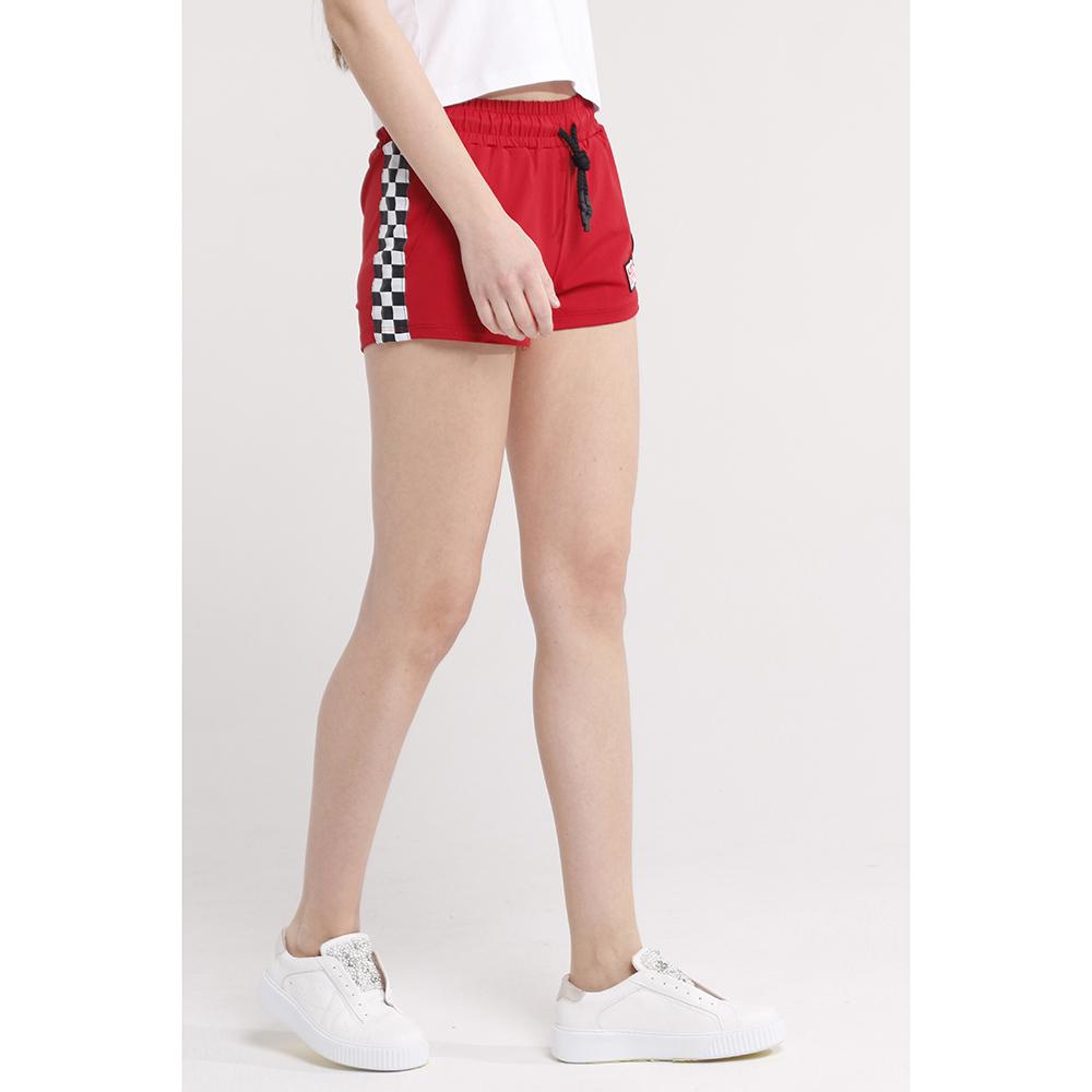 Спортивные шорты J.B4 Just Before красного цвета