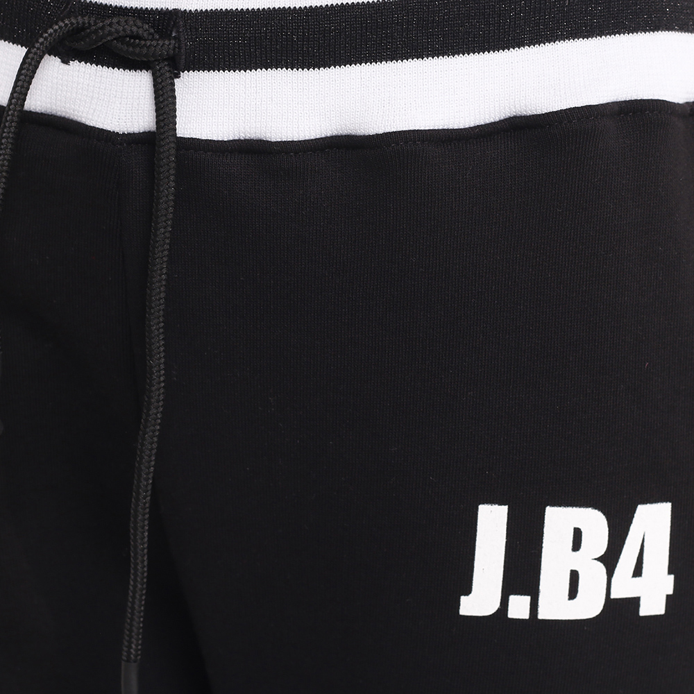 Спортивные брюки J.B4 Just Before с манжетами на резинке