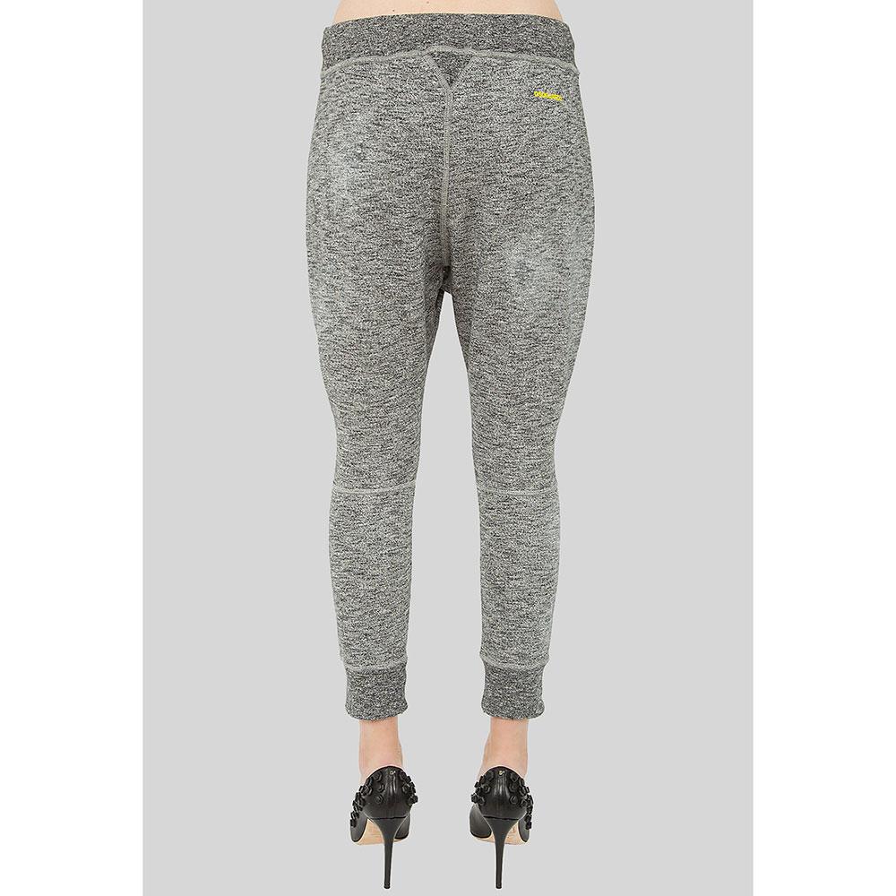 Спортивные брюки Dsquared2 с принтом