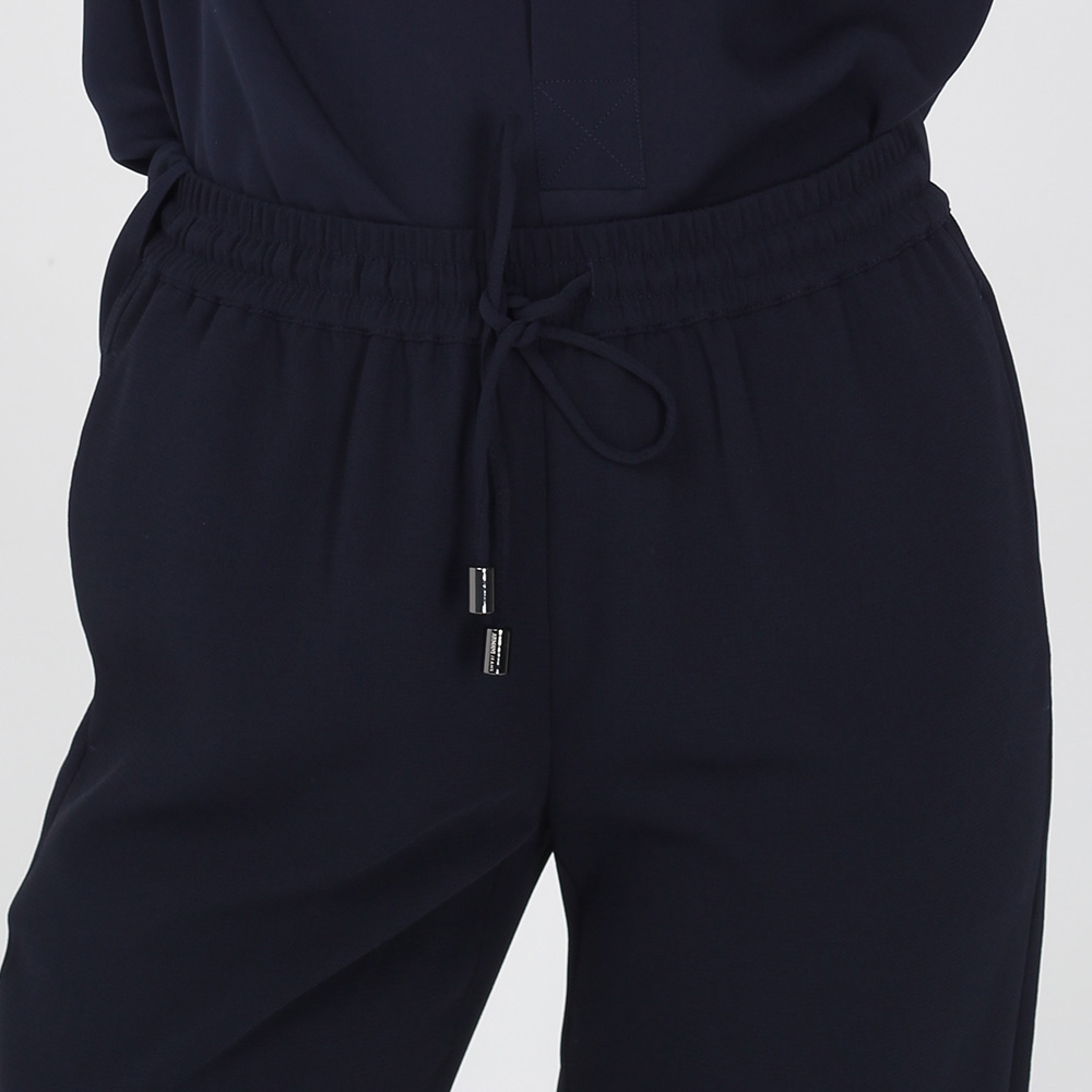 Брюки Armani Jeans прямого кроя синие