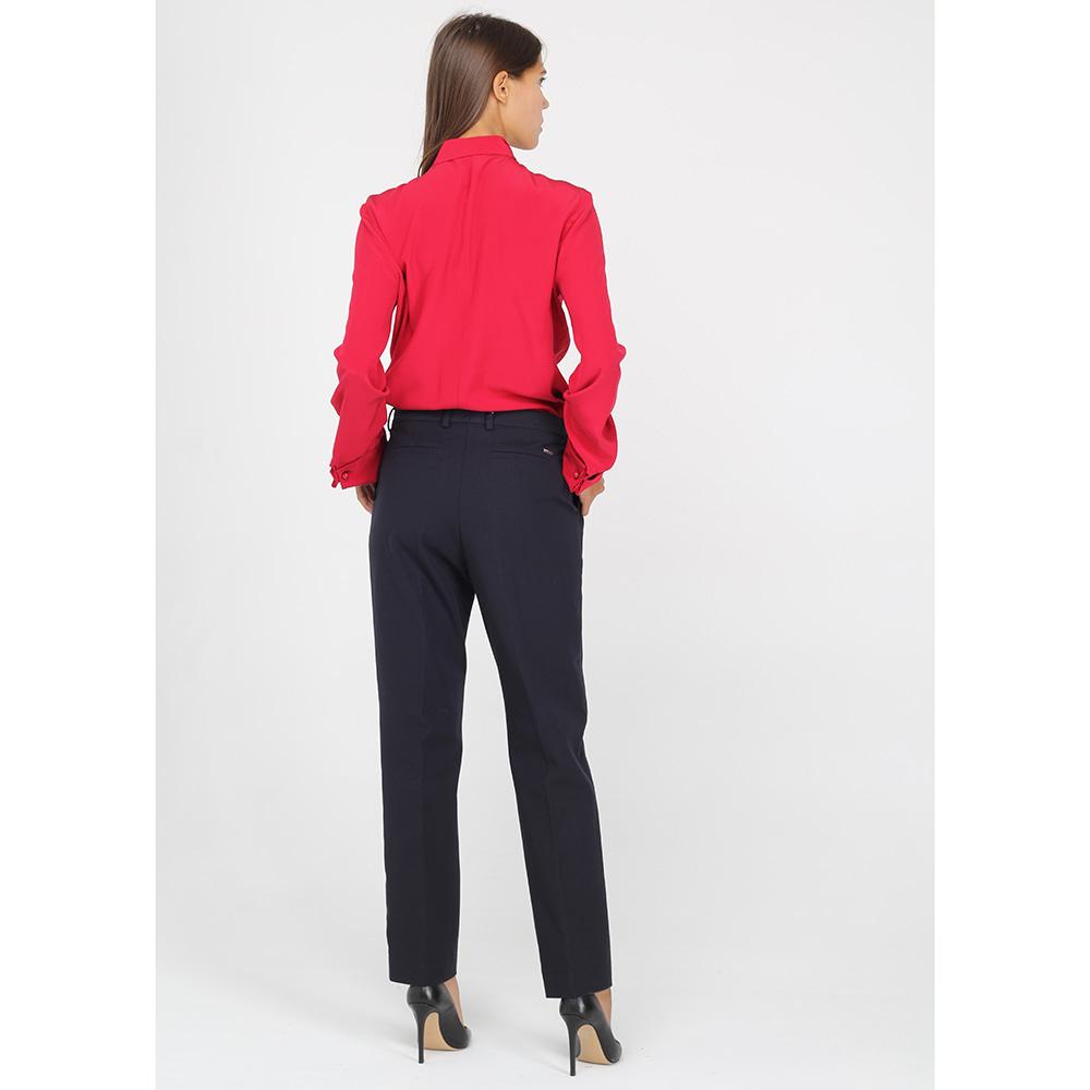 Классические брюки Bogner черного цвета со стрелками