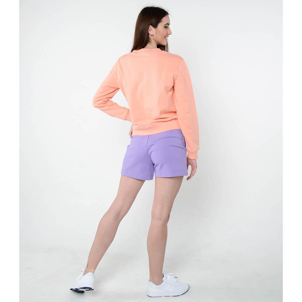 Короткие шорты Love Moschino с фирменным принтом