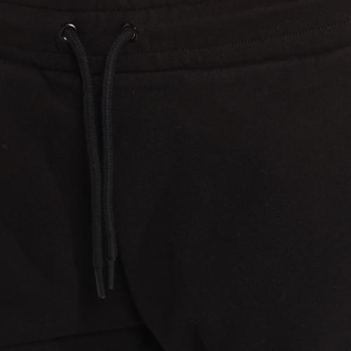 Укороченные брюки Quantum Courage черного цвета, фото