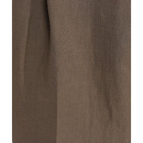 Брюки-чинос Twin-Set оливкового цвета, фото