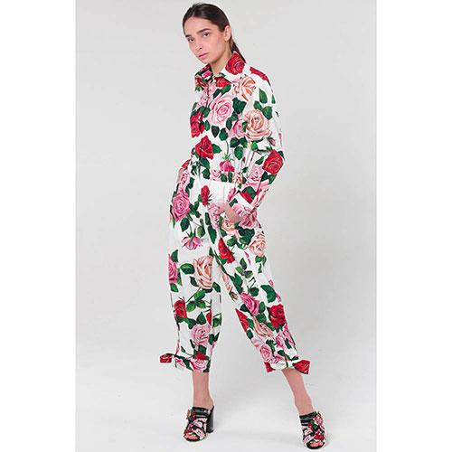 Комбинезон Dolce&Gabbana с розами, фото