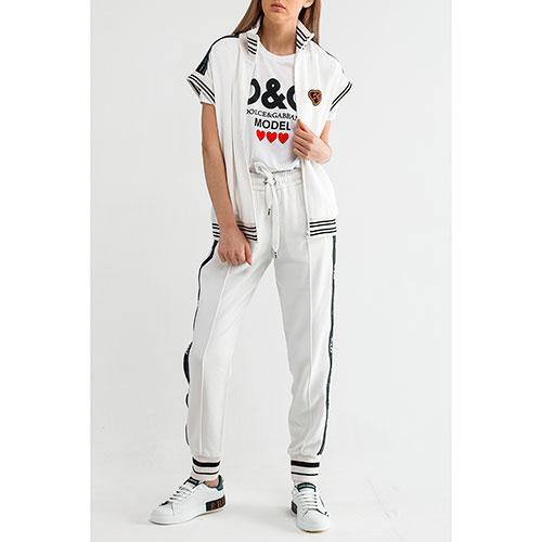 Спортивные брюки Dolce&Gabbana с лампасами, фото