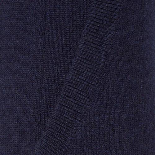 Кашемировые брюки MRZ синего цвета, фото