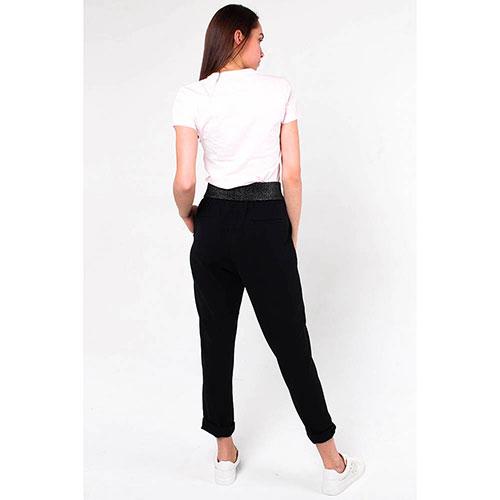 Укороченные брюки Peserico с широким поясом, фото