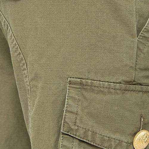 Брюки-карго Dsquared2 цвета хаки, фото