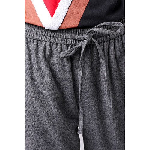 Спортивные брюки Red Valentino серого цвета, фото