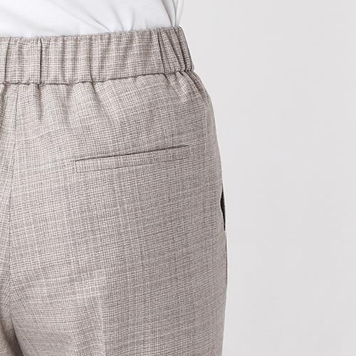 Зауженные брюки Peserico со стрелками и манжетами, фото
