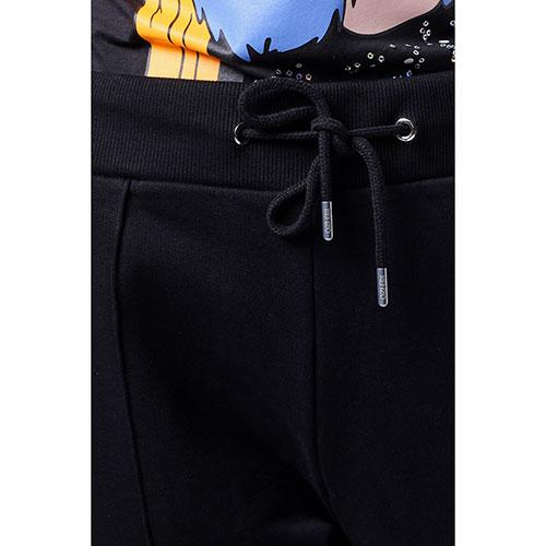 Трикотажные брюки Kenzo черного цвета, фото