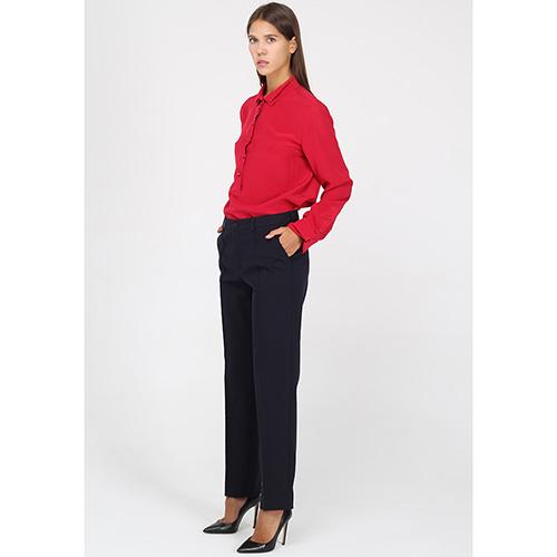 Классические брюки Bogner черного цвета со стрелками, фото