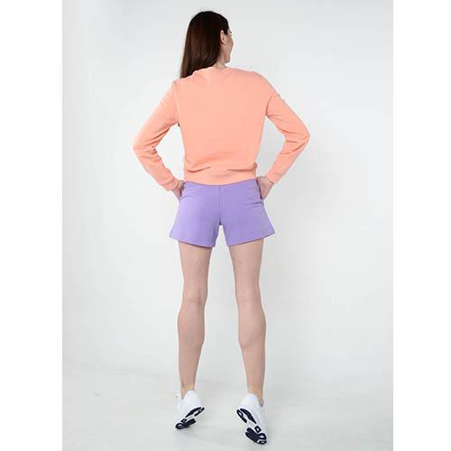 Короткие шорты Love Moschino с фирменным принтом, фото