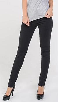 Зауженные джинсы Iceberg черного цвета, фото