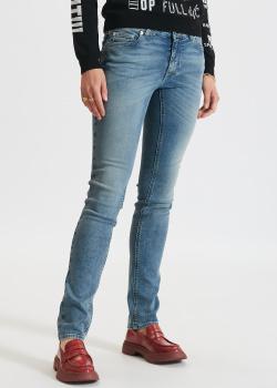 Джинсы-скинни Givenchy синего цвета, фото
