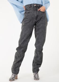 Прямые джинсы Isabel Marant с высокой талией, фото