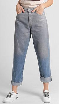 Женские джинсы Pinko в голубом цвете, фото