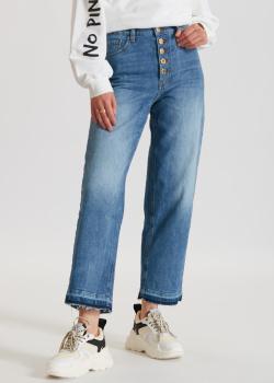 Прямые джинсы Pinko на пуговицах, фото