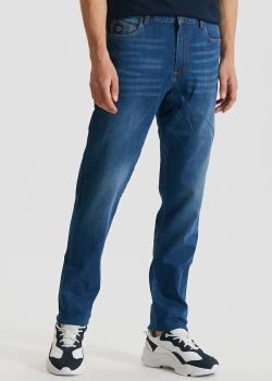 Прямые джинсы Paul&Shark синего цвета, фото