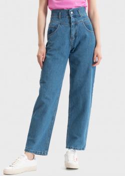 Широкие джинсы Forte Dei Marmi Couture с высокой талией, фото