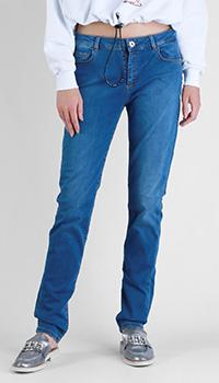 Джинсы Trussardi Jeans с низкой талией, фото