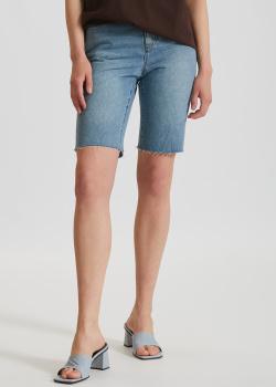Джинсовые шорты Miss Sixty с высокой талией, фото