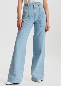 Джинсы-клеш Miss Sixty с объемными карманами, фото