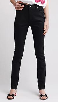 Черные джинсы Gucci зауженные, фото