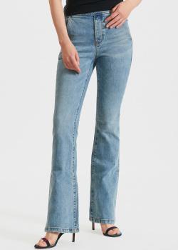 Расклешенные джинсы Miss Sixty в синем цвете, фото