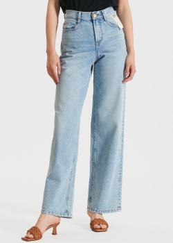 Широкие джинсы Miss Sixty голубого цвета, фото