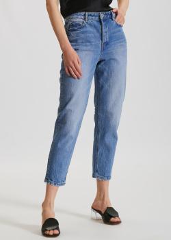 Синие джинсы Miss Sixty с высокой посадкой, фото