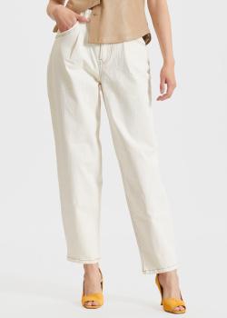 Белые джинсы Miss Sixty с контрастной строчкой, фото