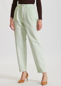 Мятные джинсы Miss Sixty прямого кроя, фото