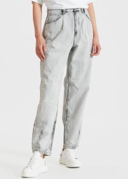 Серые джинсы Miss Sixty с винтажным эффектом, фото
