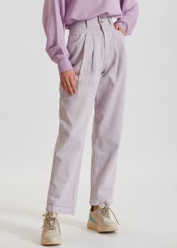Широкие джинсы Miss Sixty с защипами, фото
