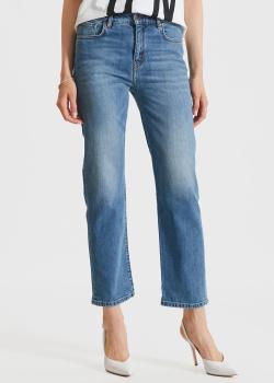 Синие джинсы Max Mara Weekend прямого кроя, фото
