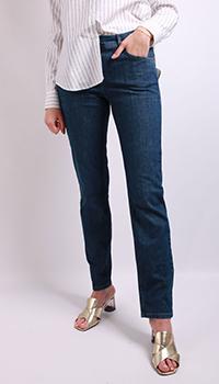 Джинсы Laurel синего цвета, фото