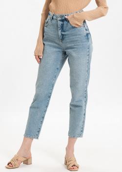 Укороченные джинсы Patrizia Pepe с высокой талией, фото