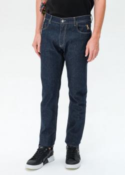Мужские джинсы Billionaire с логотипом, фото