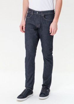 Синие джинсы Bogner с контрастной строчкой, фото