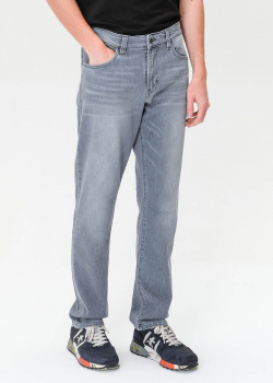 Прямые джинсы Bogner серого цвета, фото