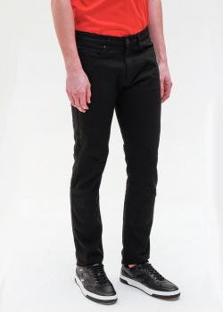 Джинсы Hugo Boss в черном цвете, фото