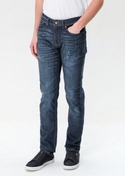 Мужские джинсы Hugo Boss прямого кроя, фото