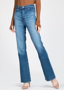 Расклешенные джинсы J Brand синего цвета, фото