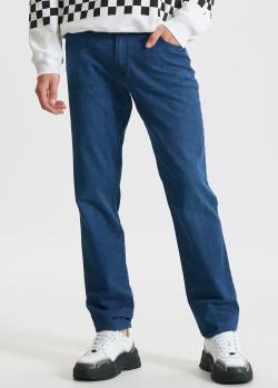 Мужские джинсы Paul&Shark синего цвета, фото