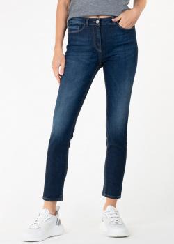 Укороченные джинсы Fabiana Filippi в синем цвете, фото