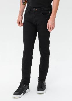 Мужские джинсы Philipp Plein с лого на заднем кармане, фото